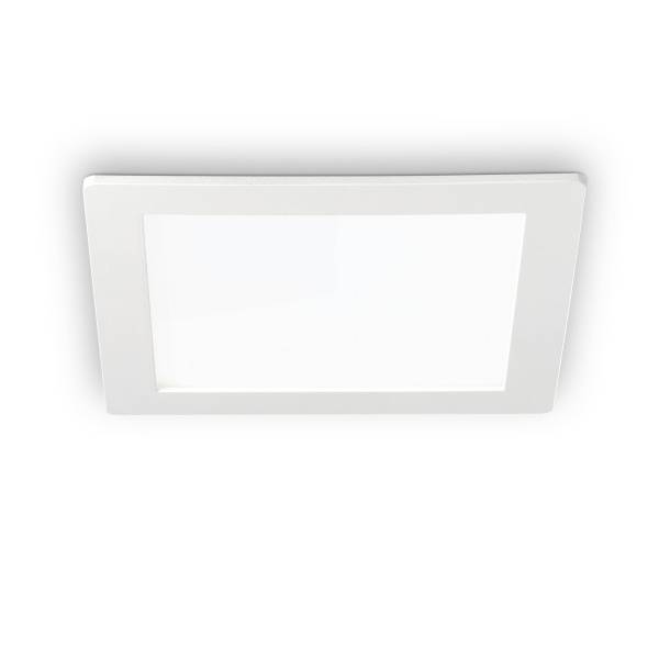 Ideal Lux Groove 30W Square L  - Bianco