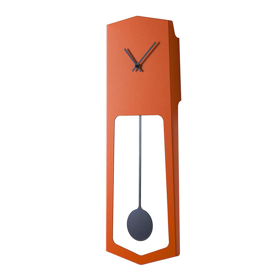 COVO orologio da parete AIKA (Arancio - Metallo)