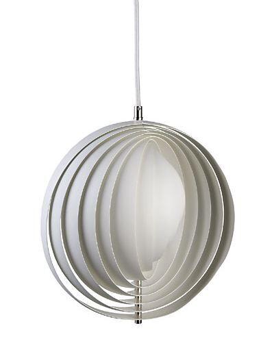 VERPAN lampada sospensione MOON (Bianco Grande - Metallo)
