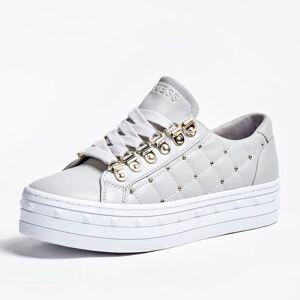 Guess Scarpe Donna  Sneakers Bianche Linea Belma