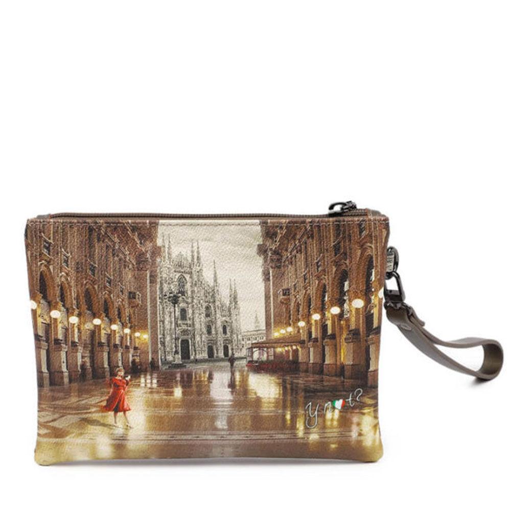 Y Not? Pochette Donna con Zip Y NOT YES-342 Milano Gallery