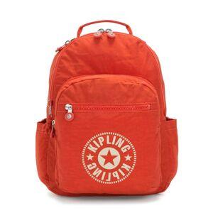 Kipling Zaino Unisex Porta Pc 15,6  Seoul Colore Funky Orange Nc