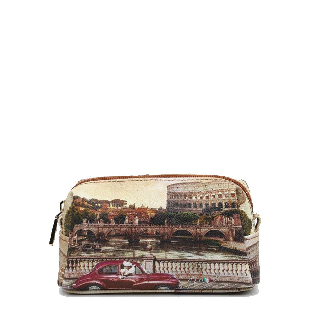 y not? beauty piccolo con zip y not yes-301 roma vintage