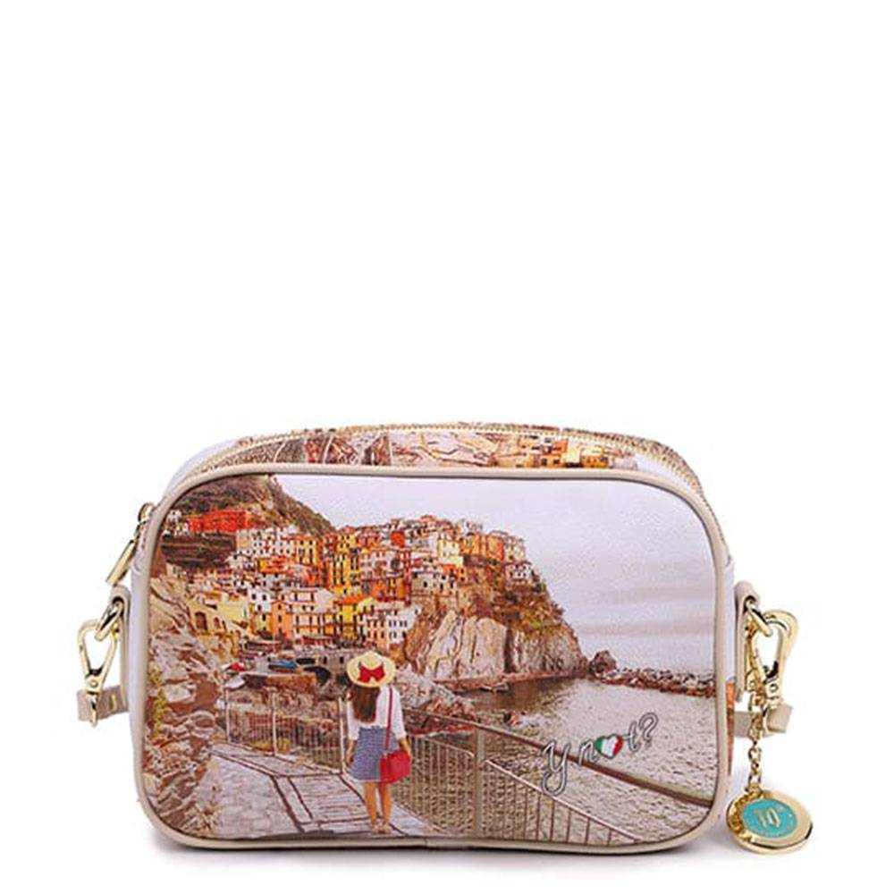 y not? borsa donna y not a tracolla yes-310 tramonto sul mare