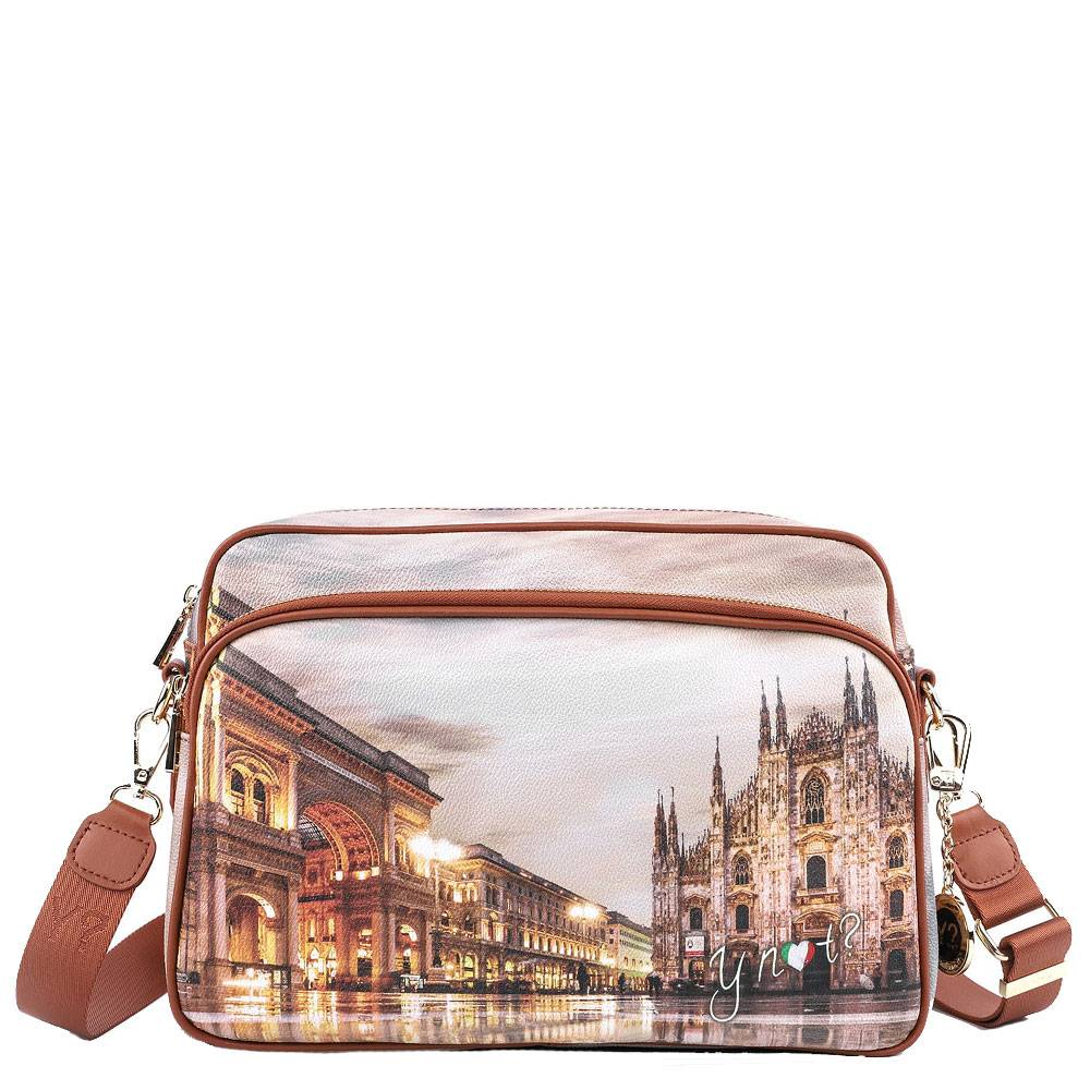 Y Not? Borsa Donna a Tracolla Y NOT K-331 Milano Sunset