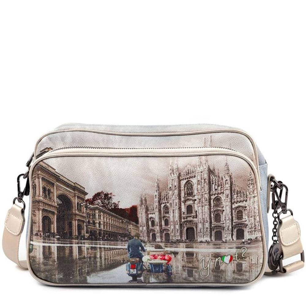 Y Not? Borsa Donna a Tracolla Y NOT Milano Race Yes-331