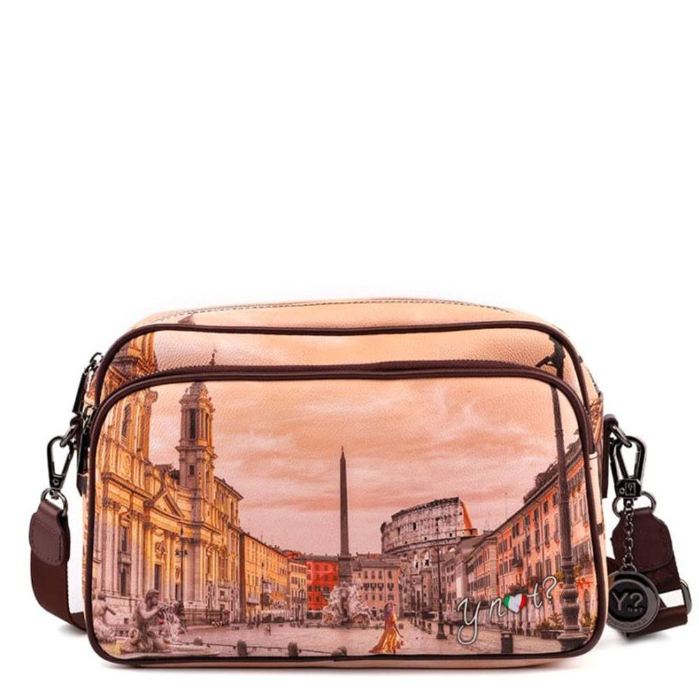 Y Not? Borsa Donna a Tracolla Y NOT Morning Rome Yes-331