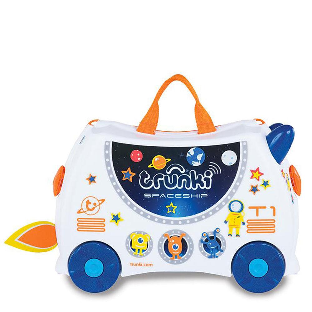 Trunki Valigia cavalcabile per Bambini -  Skye Spaceship