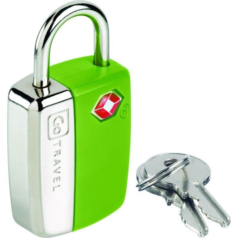 design go Lucchetto TSA a chiave per Valigie e Trolley Secure Lock