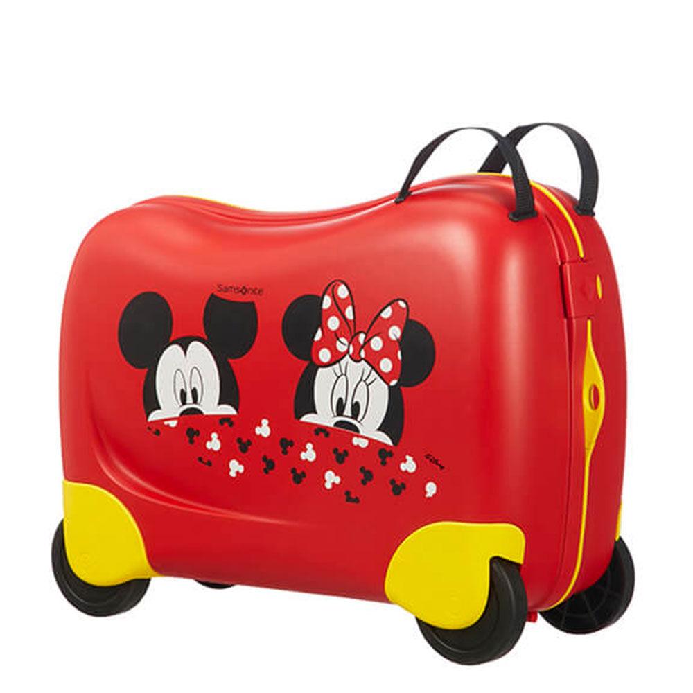 Samsonite Trolley Cabina Cavalcabile da Bambini - Dream Rider Disney Mickey-Minnie