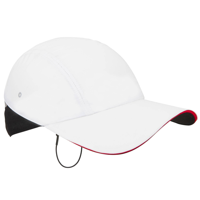 TRIBORD Cappellino vela uomo/donna RACE 500 bianco