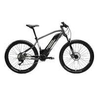 Rockrider Bicicletta Mountain Bike Mtb Elettrica Rockrider E-St900 Front Grigia