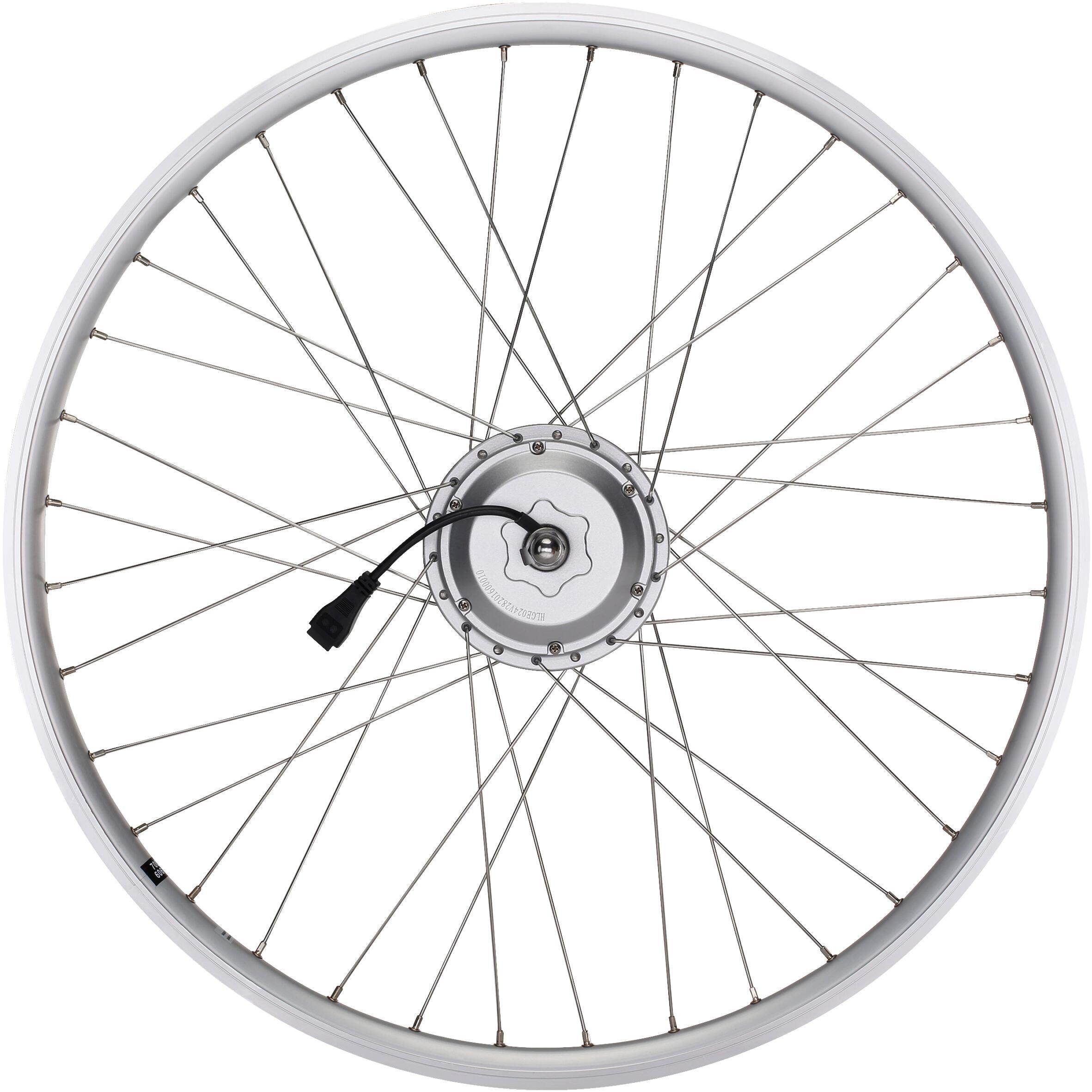 elops ruota posteriore bici elettrica 28 pollici bebike7
