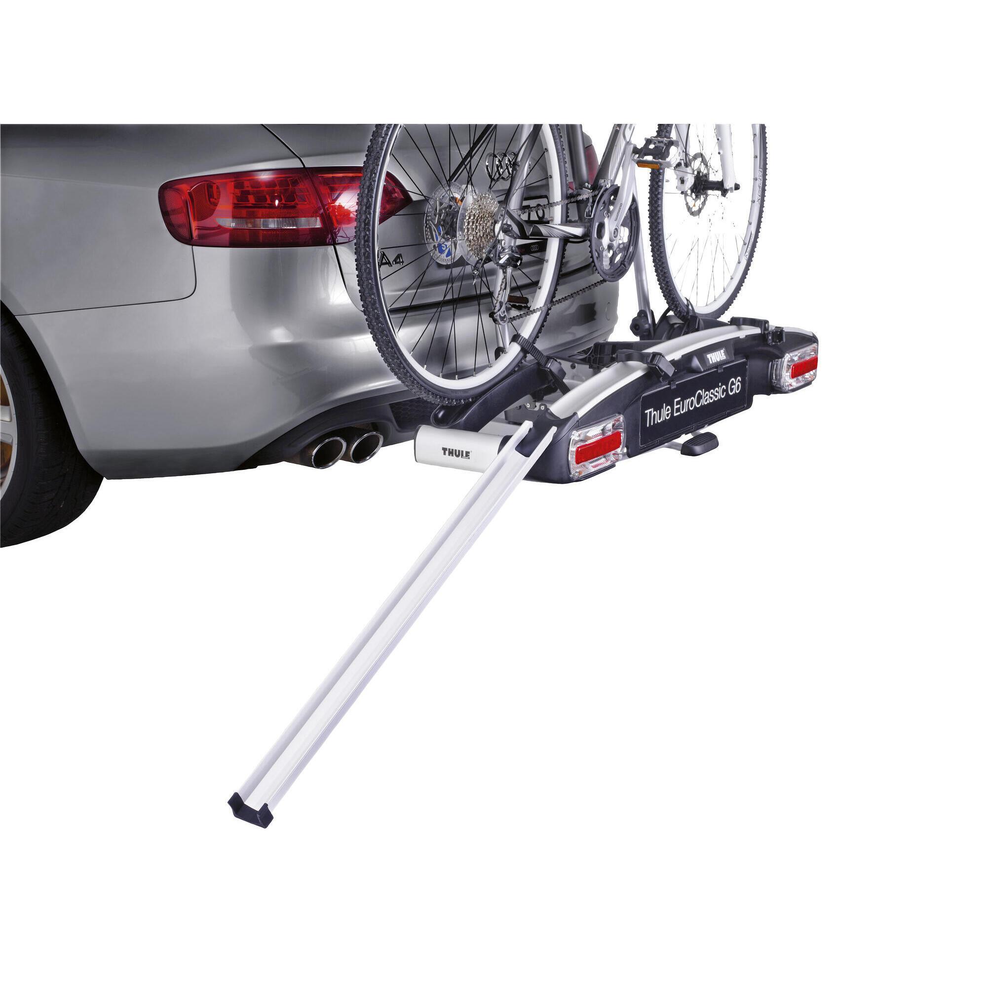 thule rampa di carico  per bici elettrica