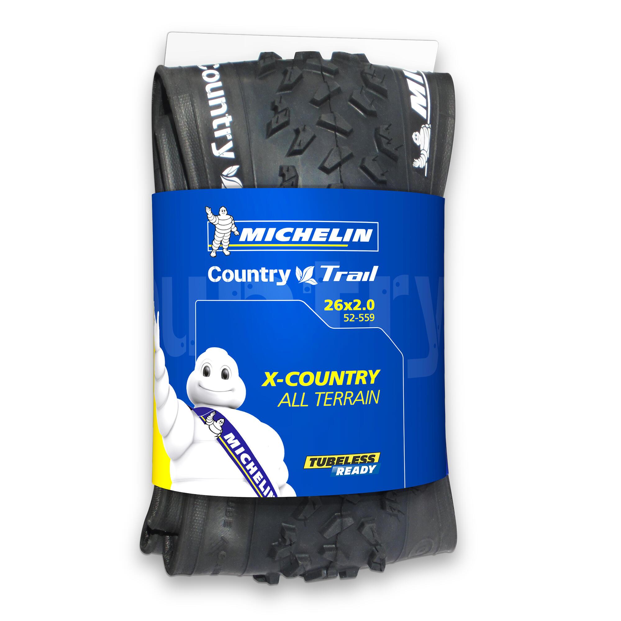 Michelin Copertone mtb COUNTRY TRAIL 26X20 tallone morbido