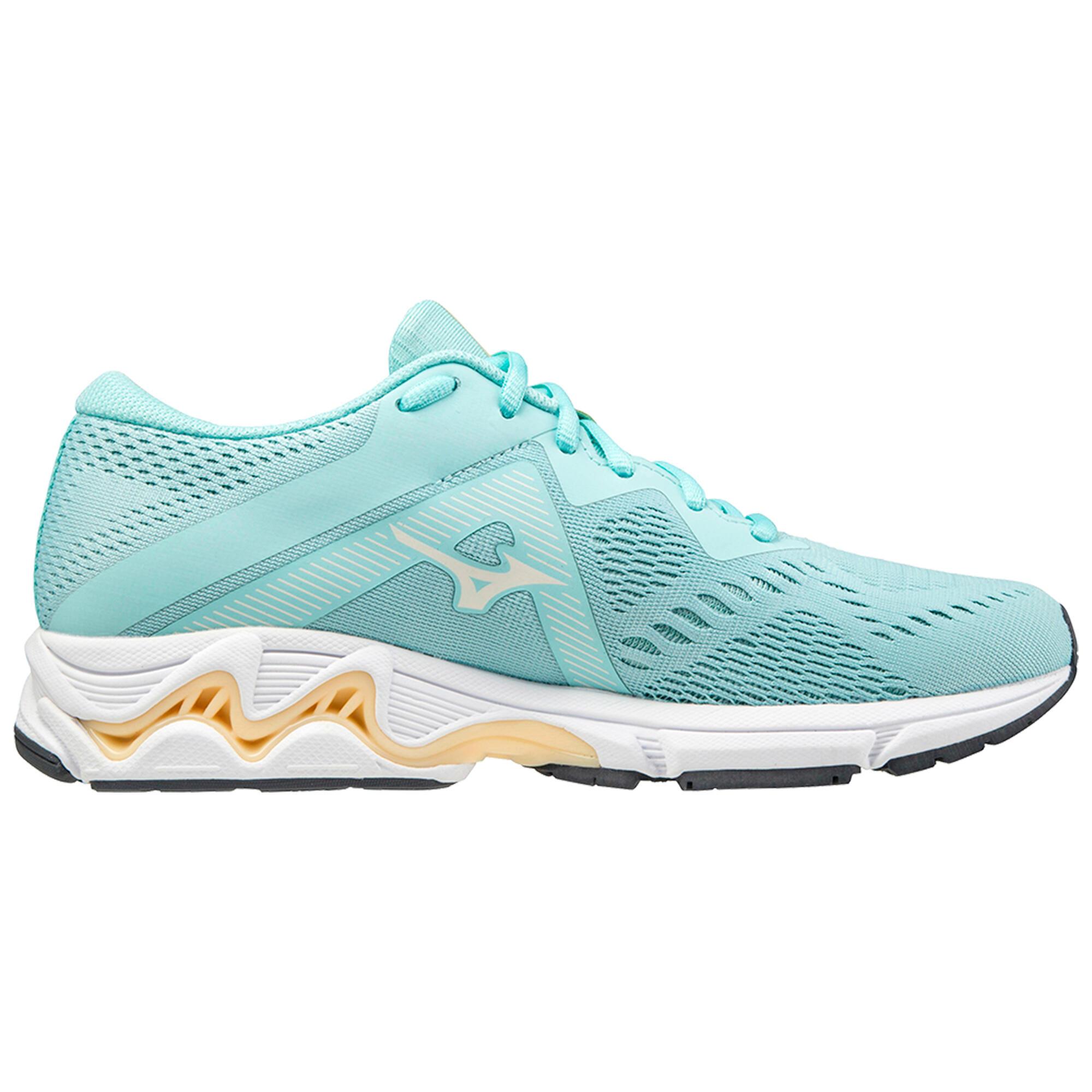mizuno scarpe running donna equate 5 verdi