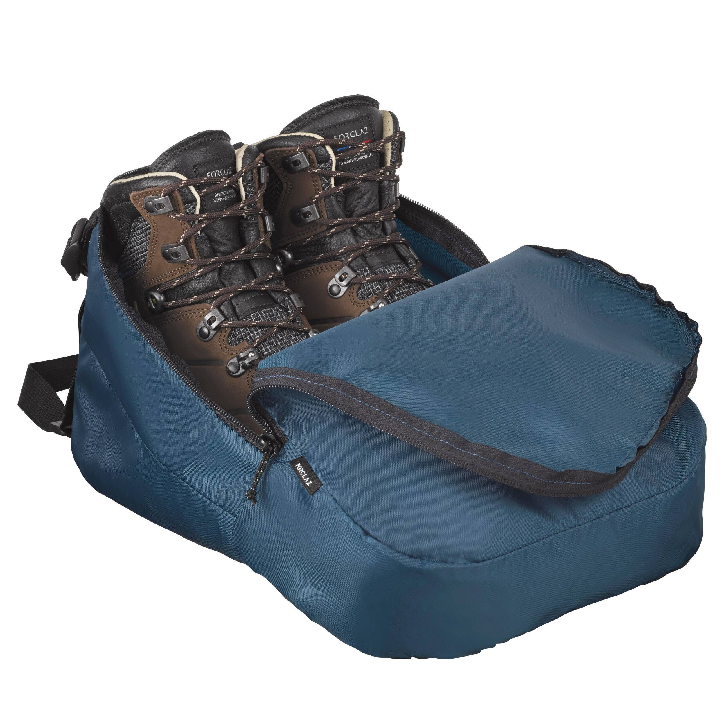 forclaz sacca per scarpe da montagna e trekking