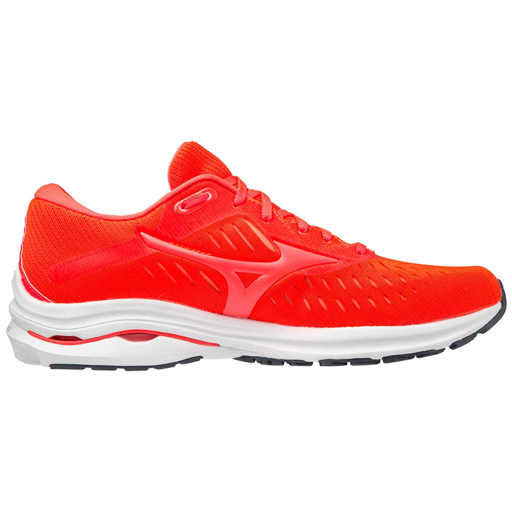 mizuno scarpe running uomo wave rider 24 rosse