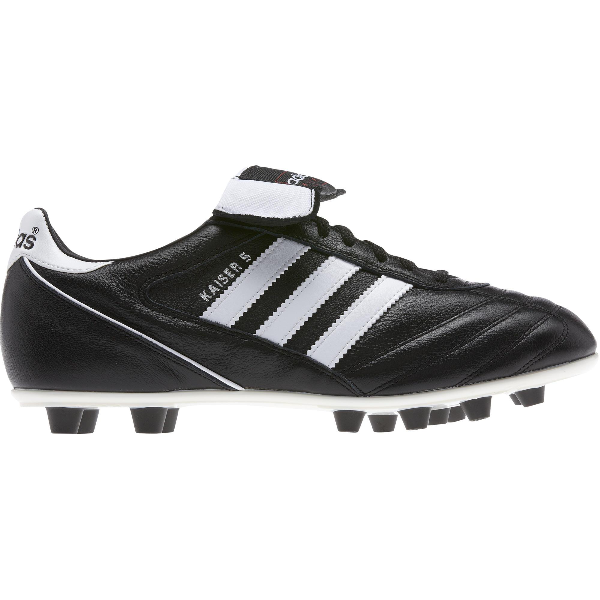 Adidas Scarpe calcio KAISER LIGA FG nero-bianco
