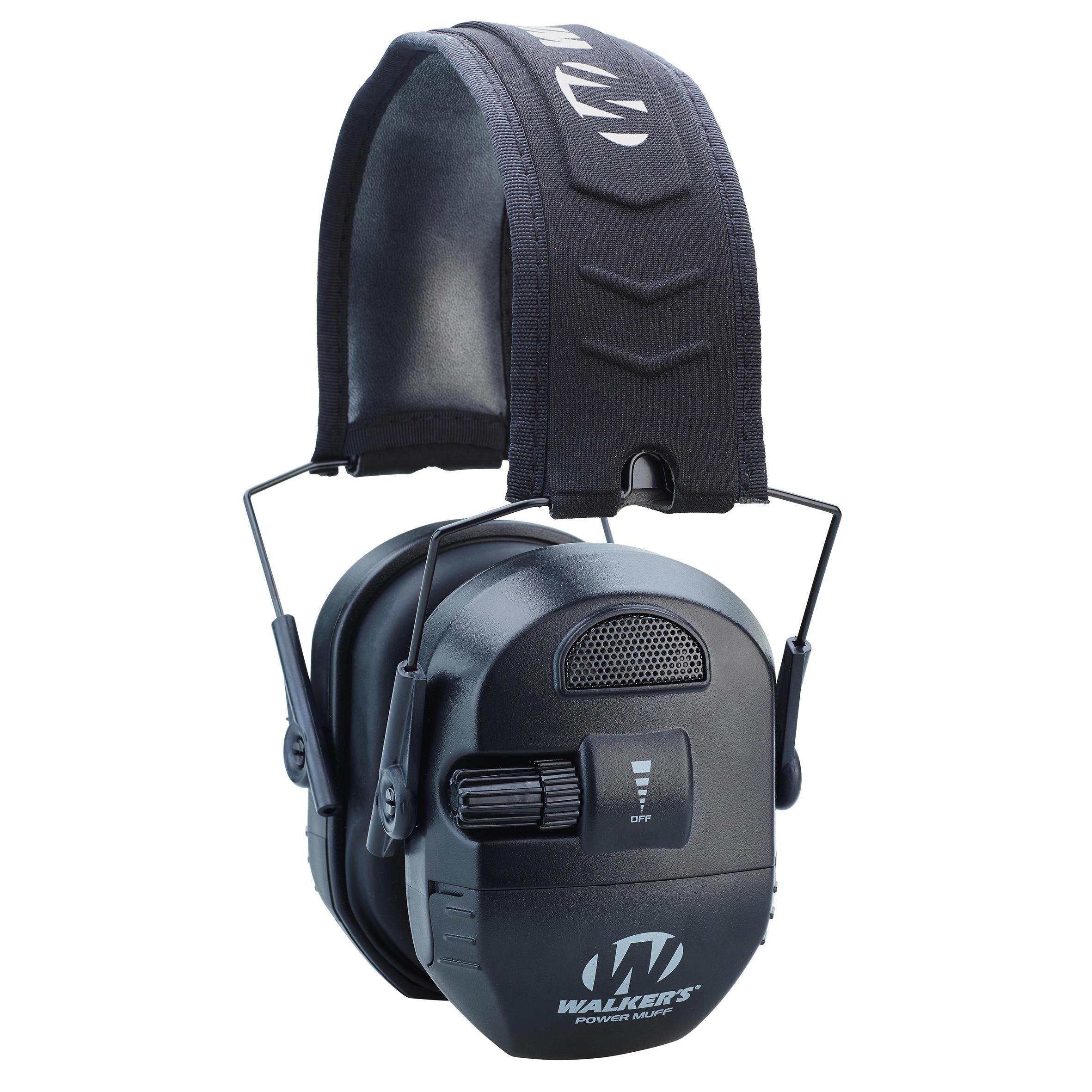 Walker Cuffie protezione uditiva POWER MUFF