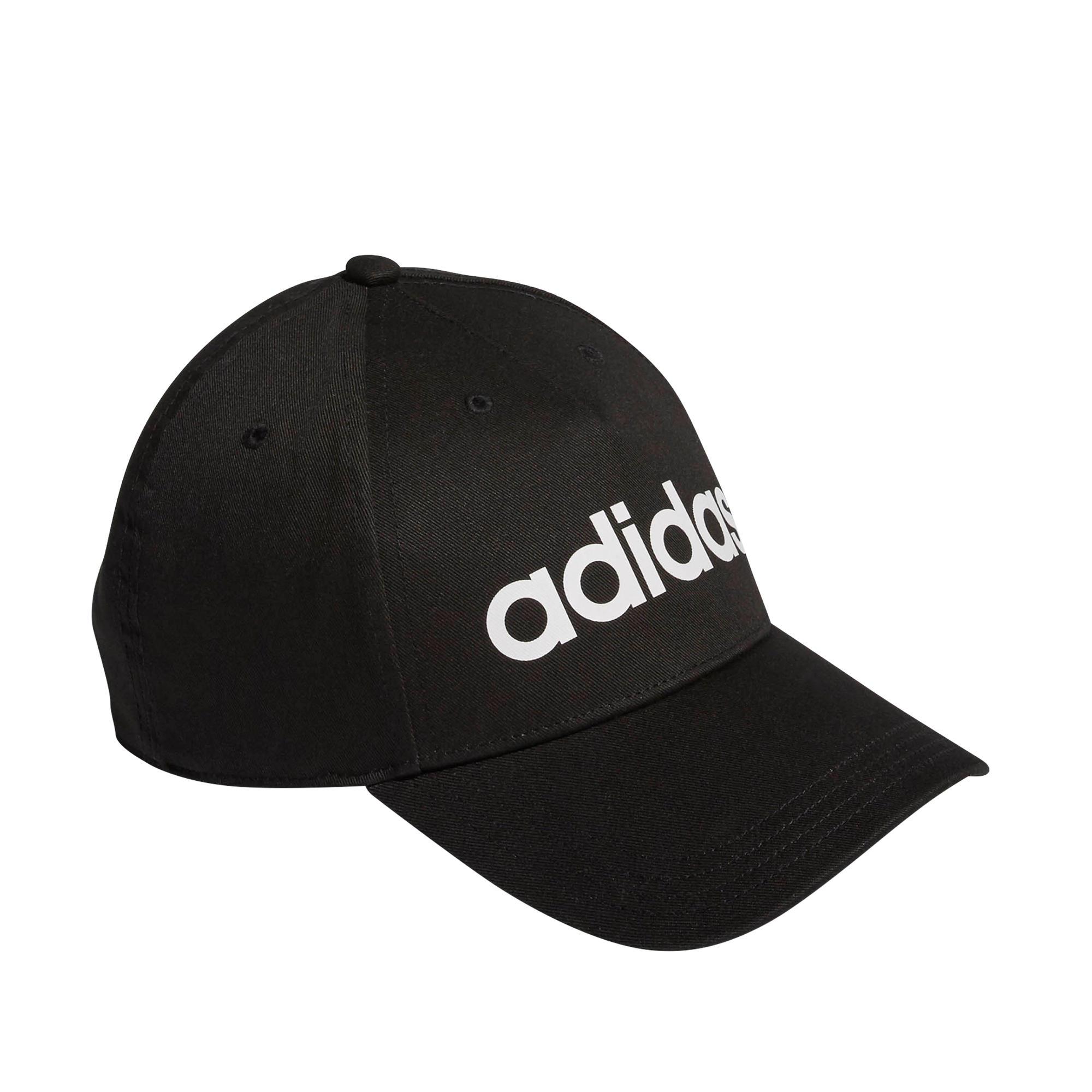 Adidas Cappellino  bambino nero-bianco