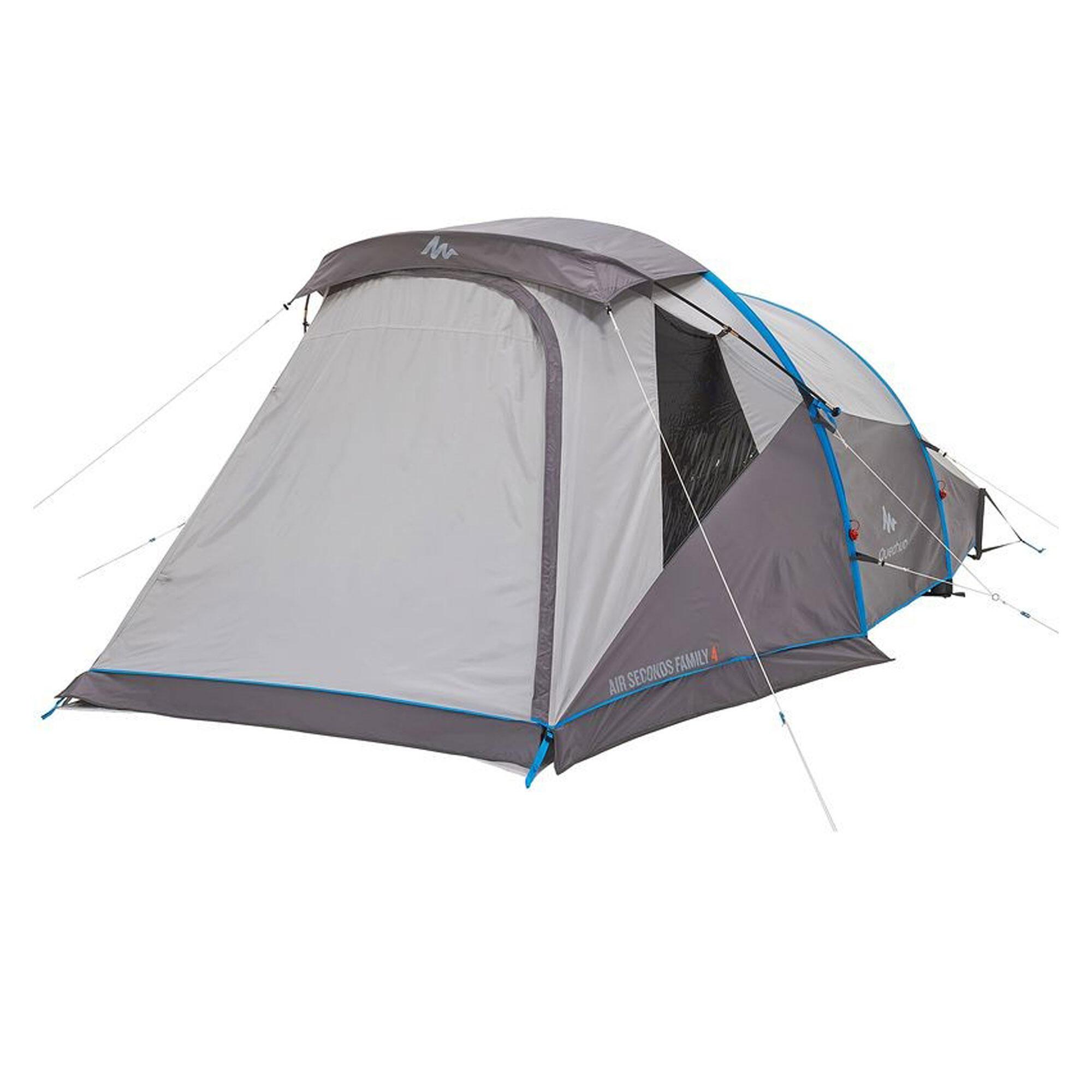 quechua doppio tetto per tenda air-seconds family 4