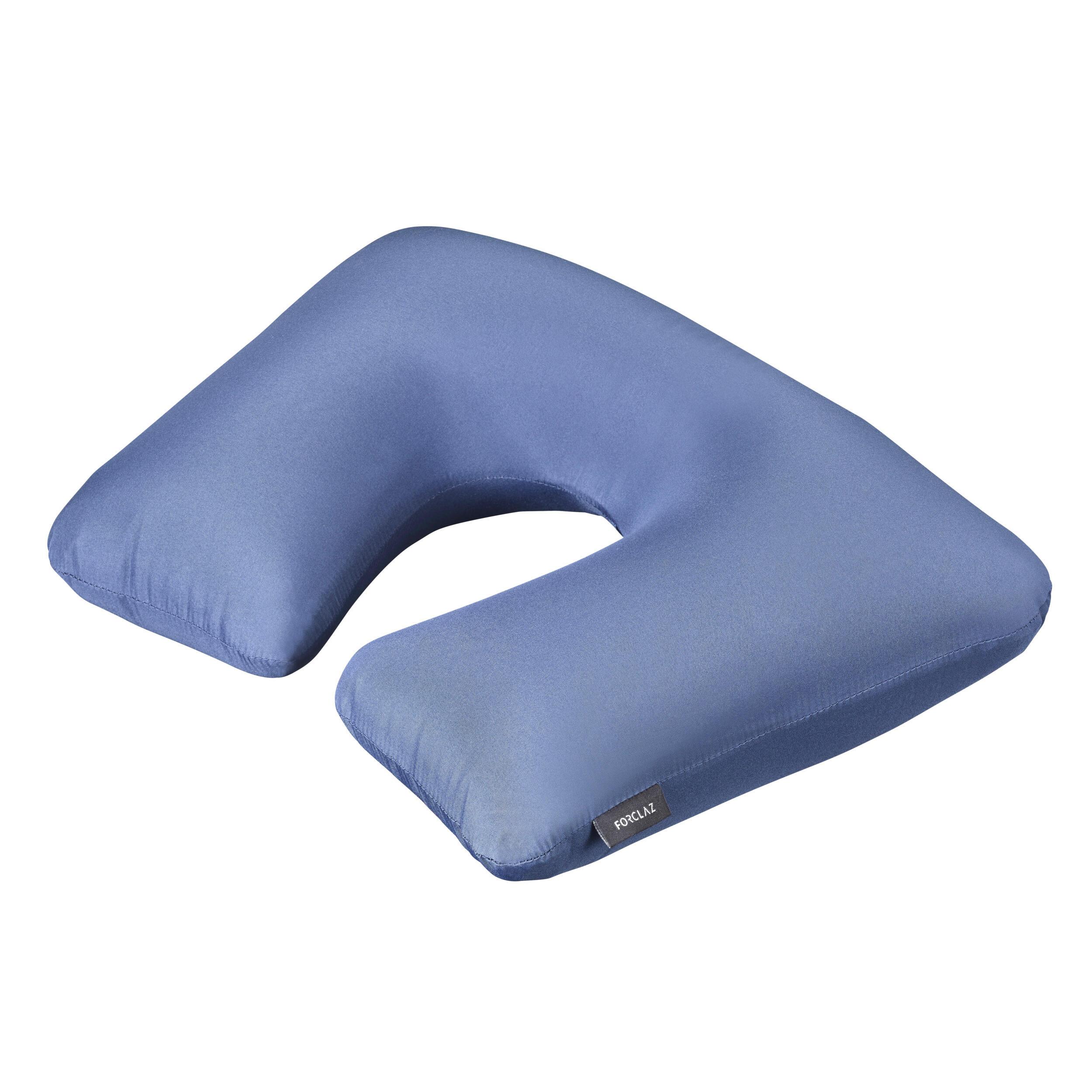 forclaz cuscino da viaggio gonfiabile