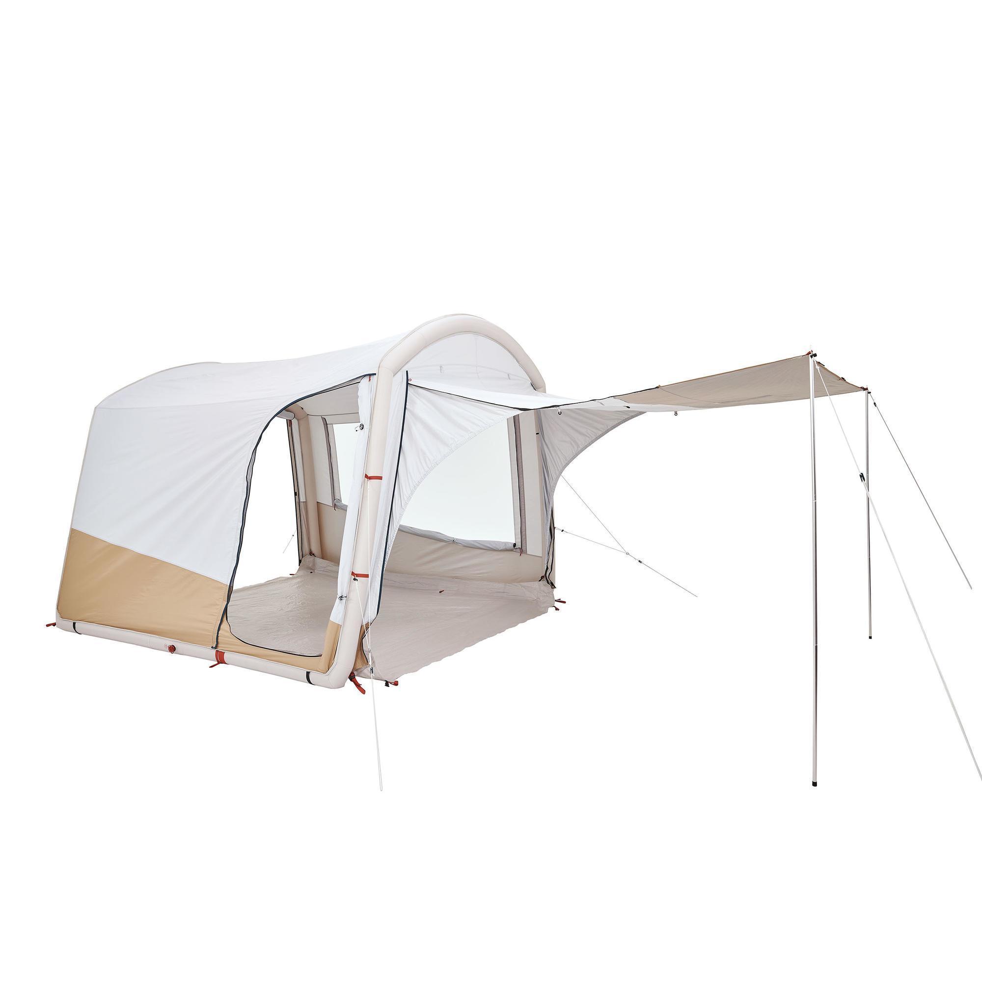 QUECHUA Gazebo campeggio AIR BASE CONNECT FRESH 6 POSTI Gonfiabile