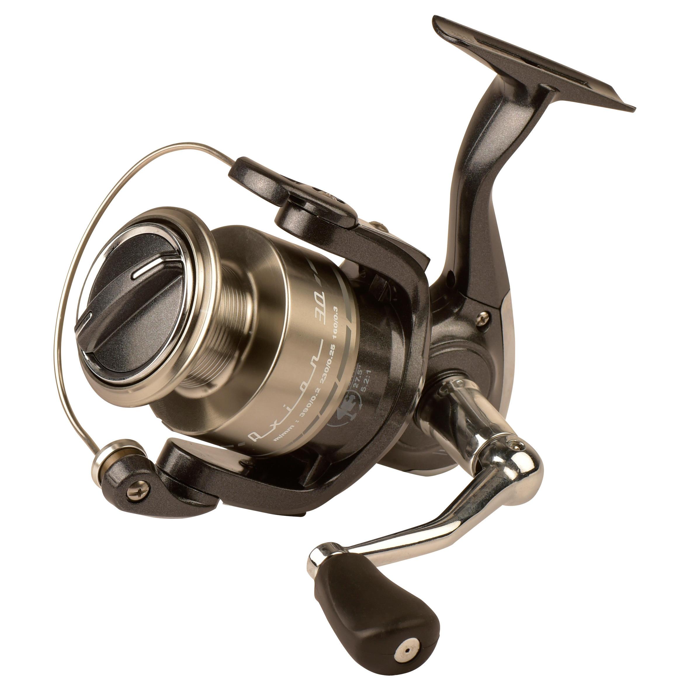 caperlan mulinello pesca axion 30 fd