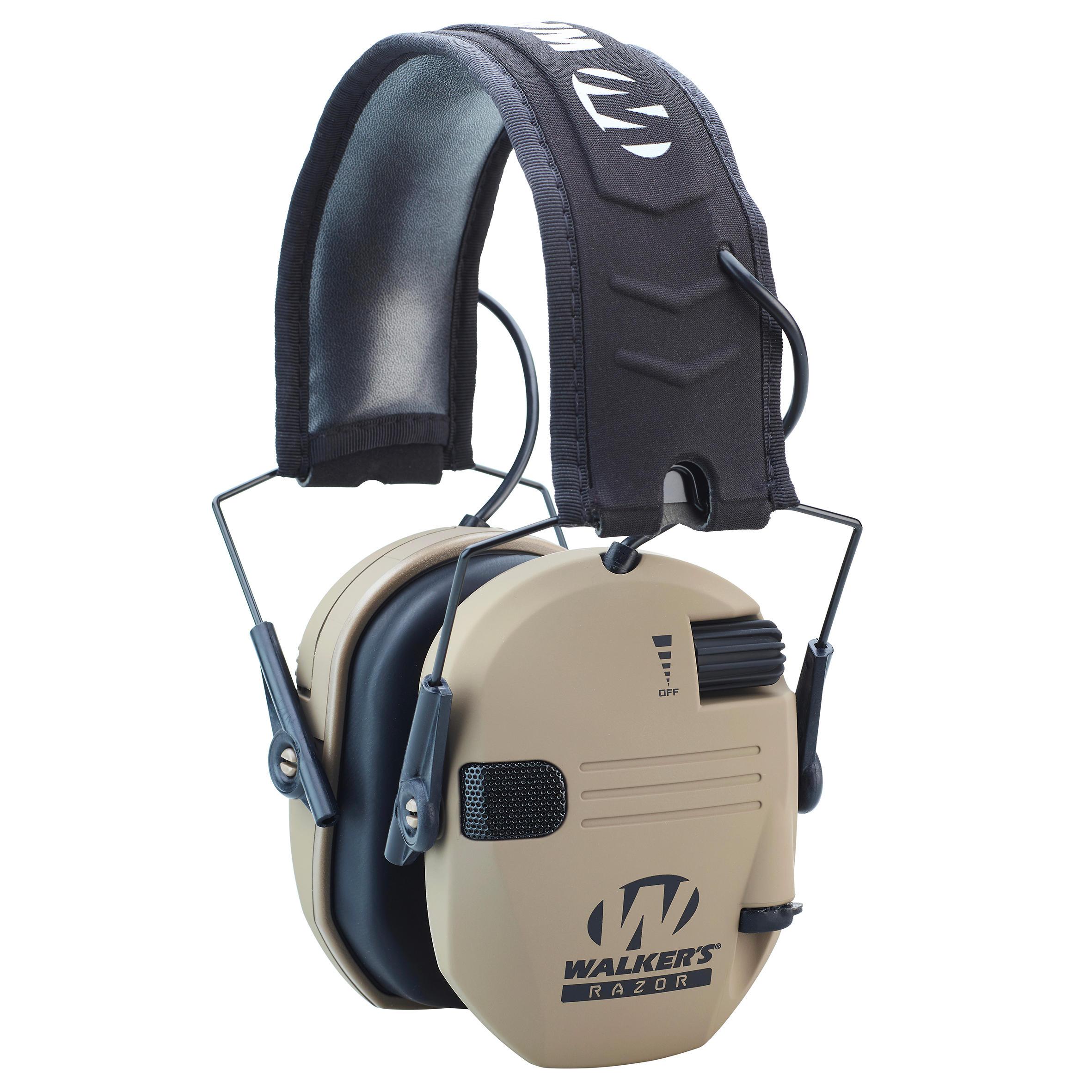 Walker Cuffie protezione attiva udito  RAZOR
