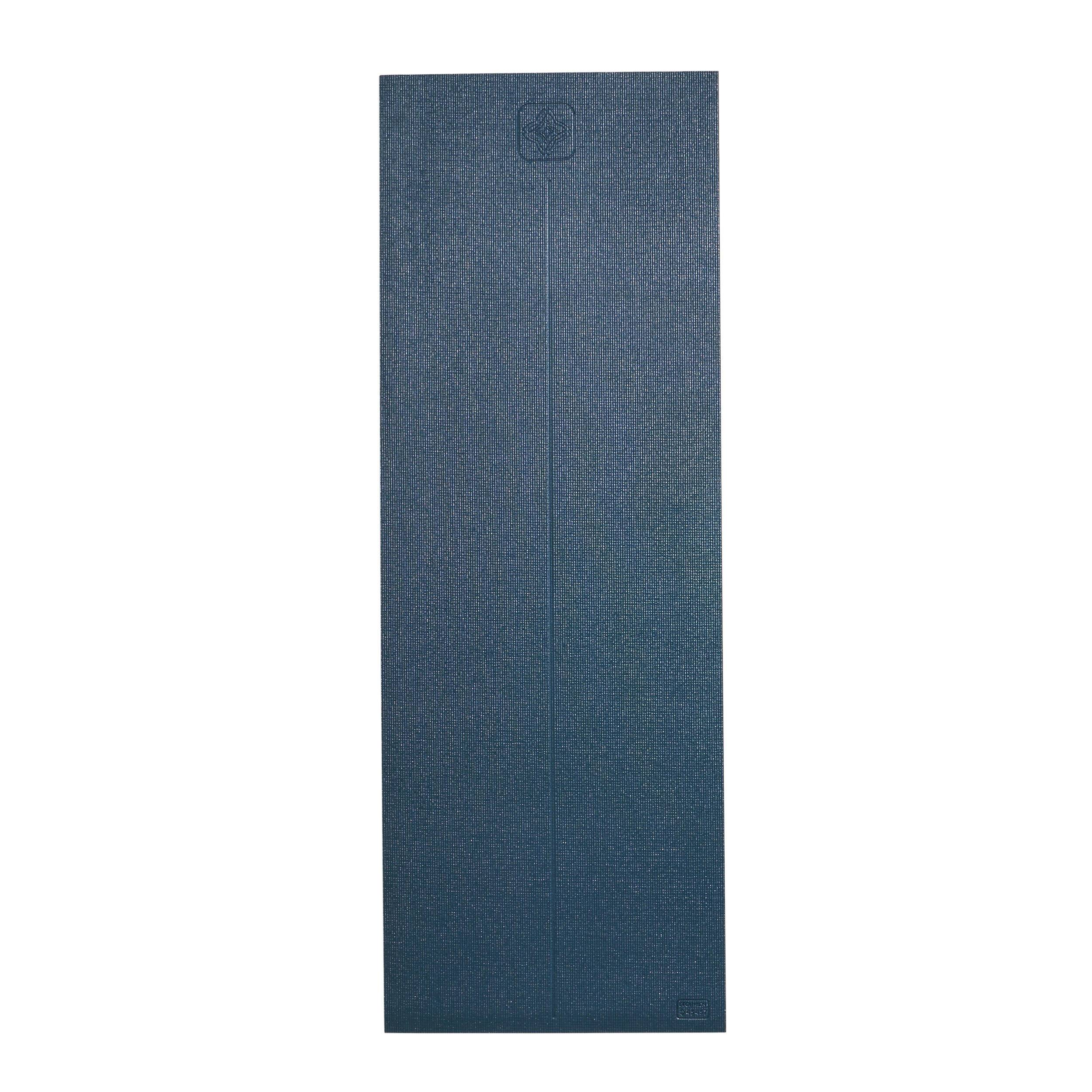 kimjaly tappetino yoga comfort 8 mm turchese 173x61cm