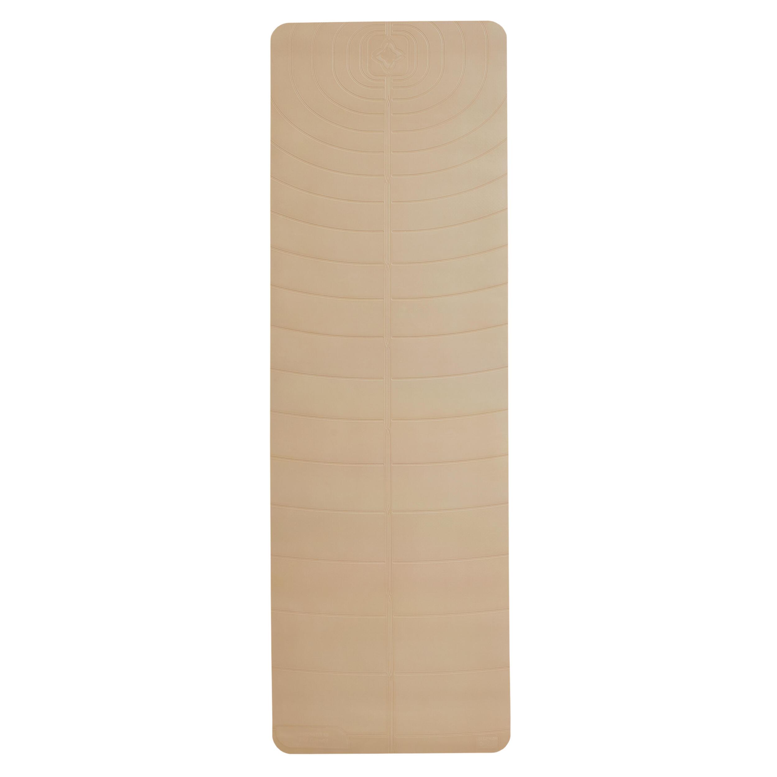 kimjaly tappetino yoga light 5mm beige