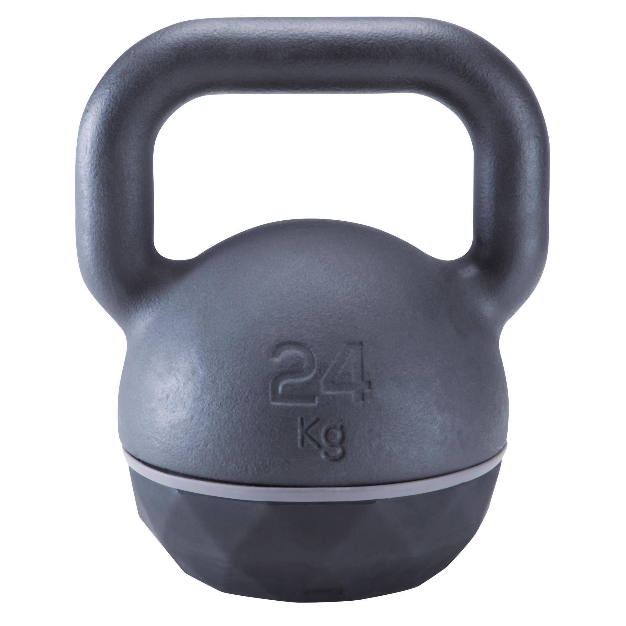 domyos kettlebell 24kg
