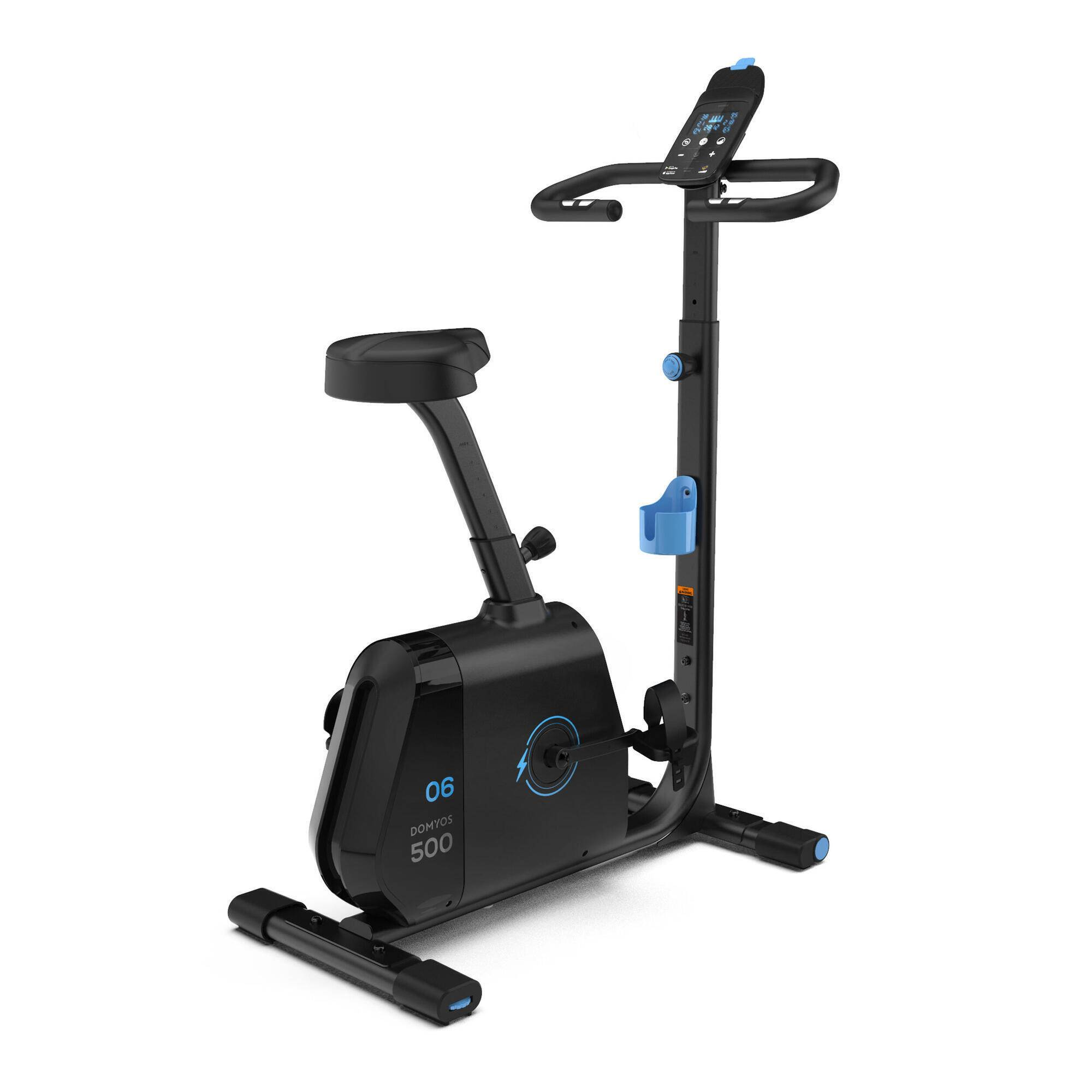Domyos Cyclette autoalimentata connessa EB 500