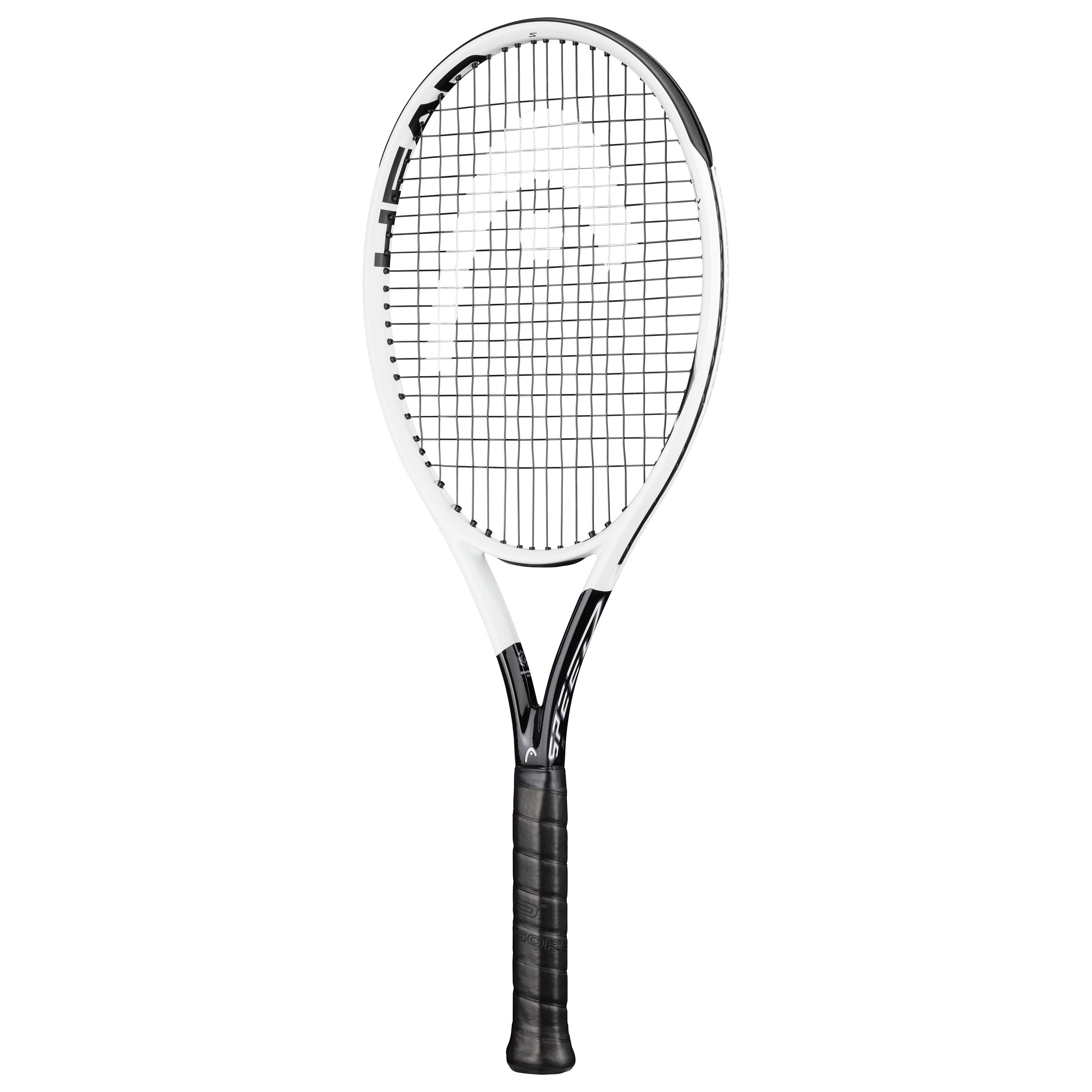 head racchetta tennis adulto graphene 360+ speed s test