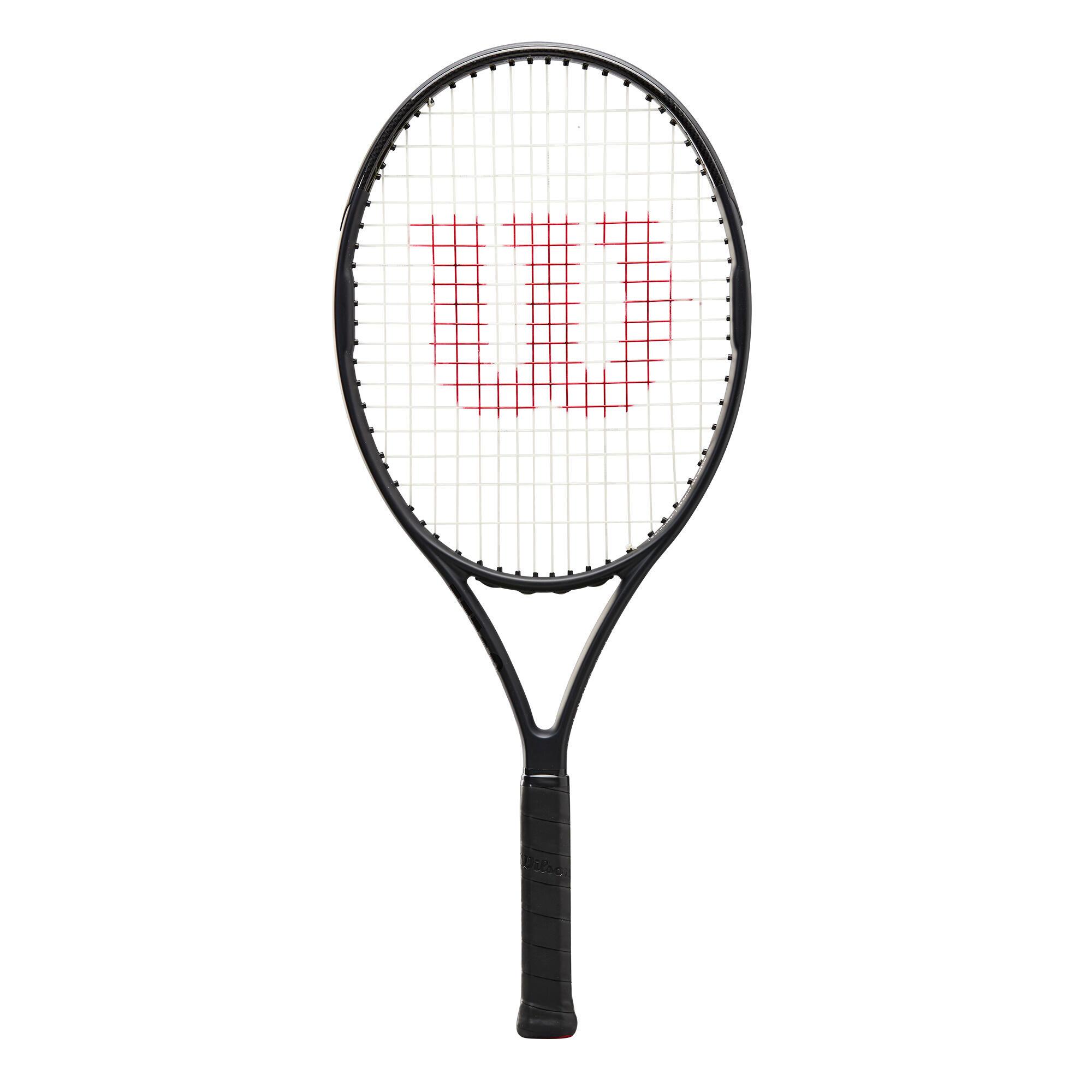 wilson racchetta tennis bambino pro staff 25 nera