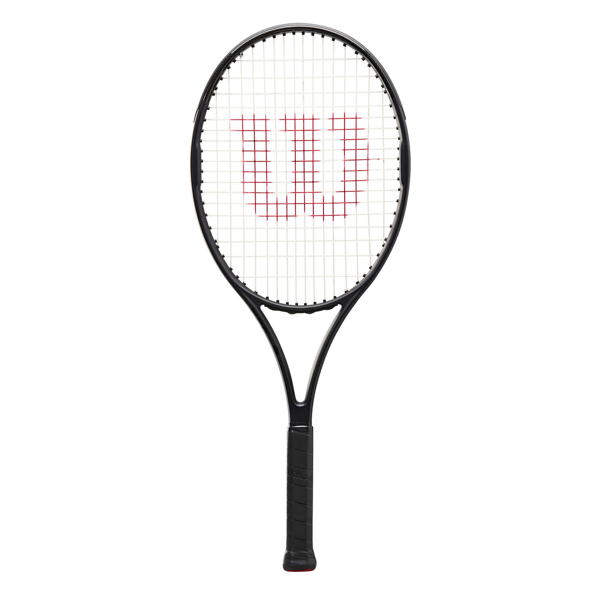 wilson racchetta tennis bambino pro staff 26 nera