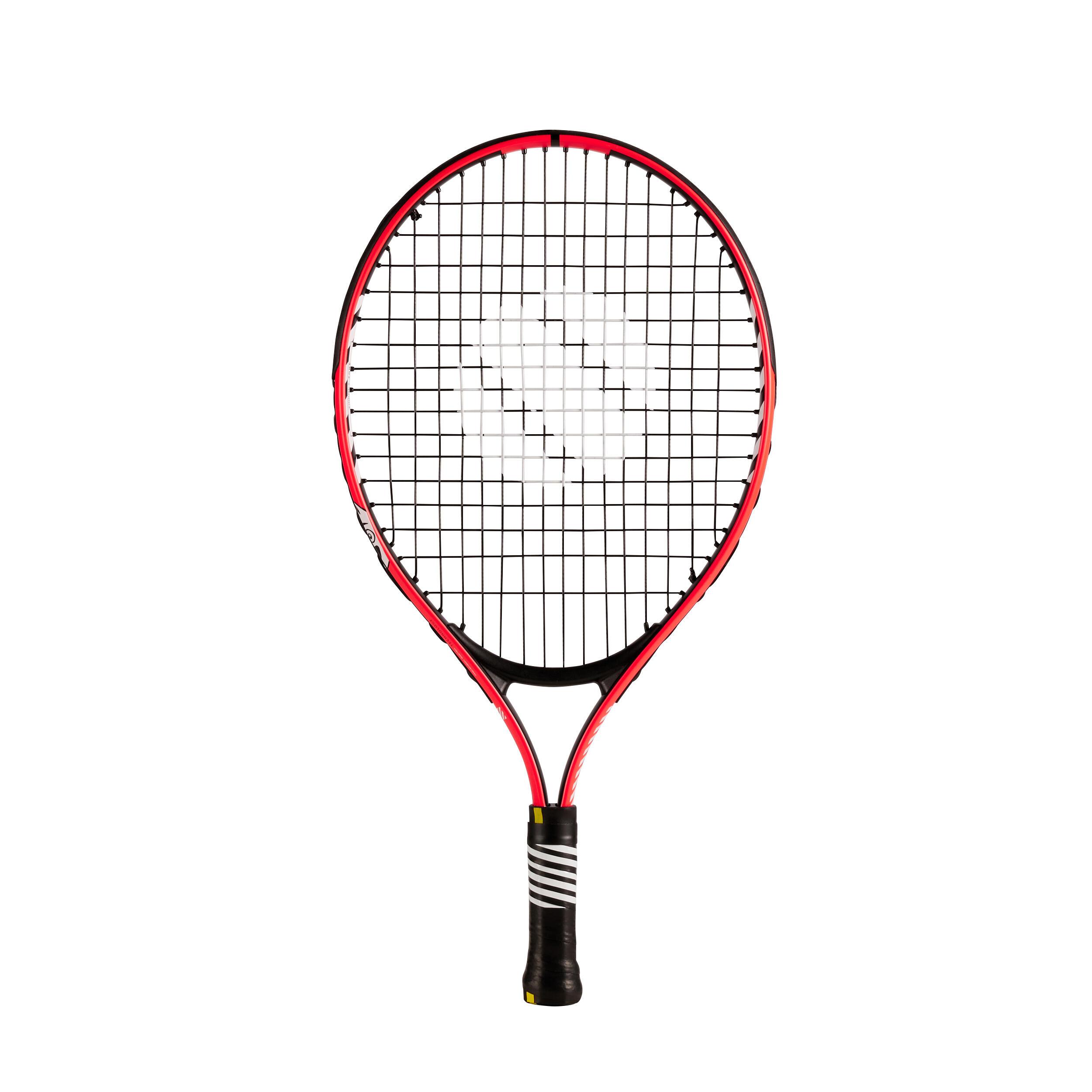 """artengo racchetta tennis bambino tr130 19"""" rossa"""