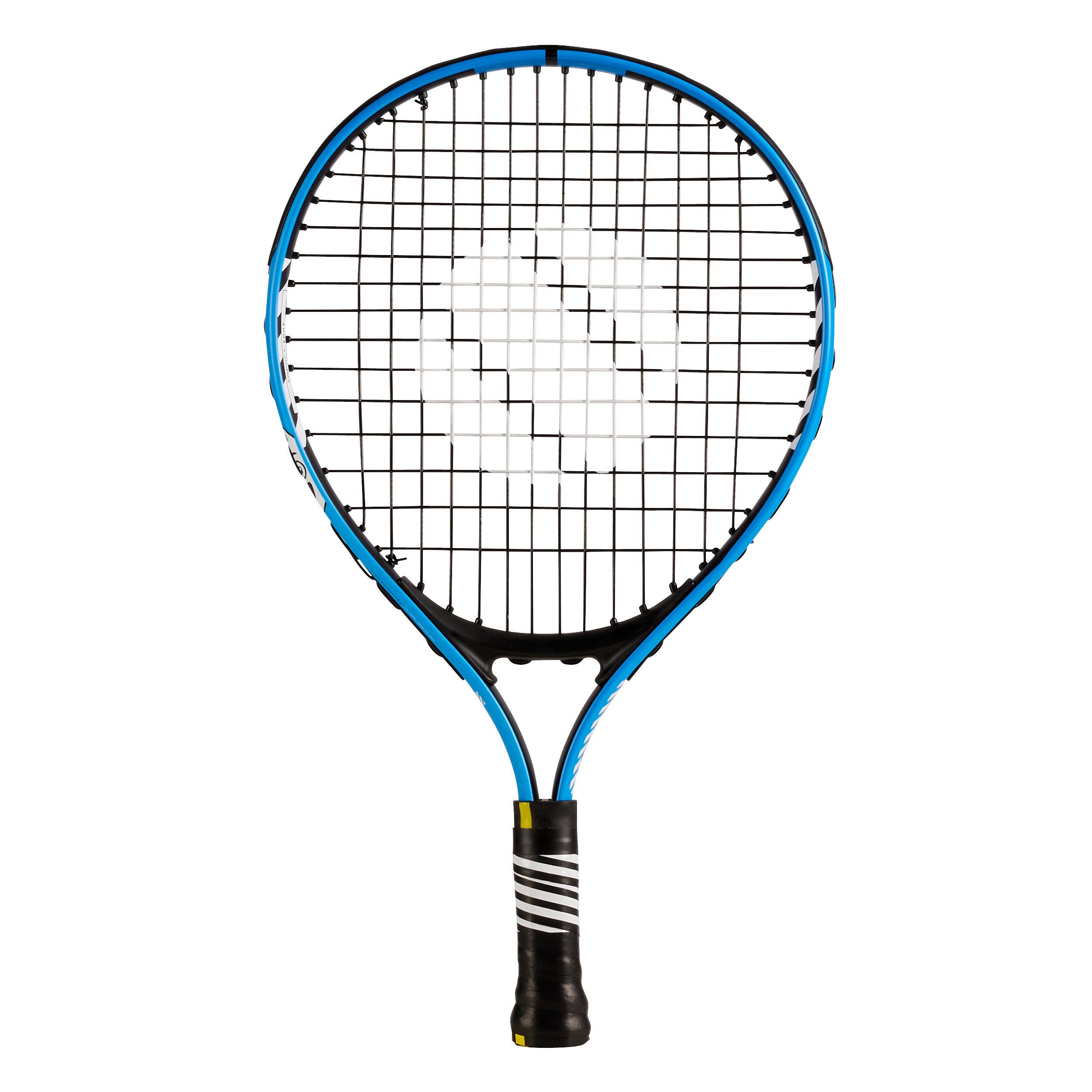 "artengo racchetta tennis bambino tr130 17"" azzurra"