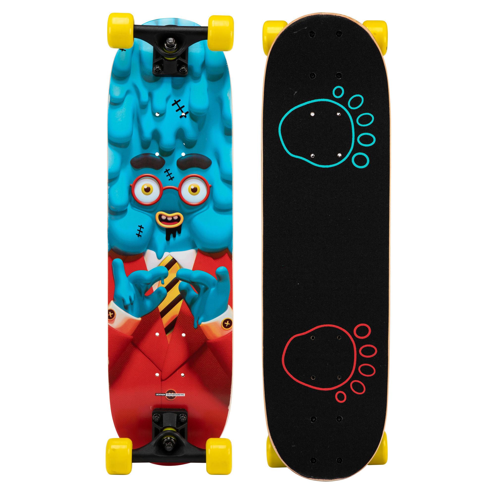 oxelo skateboard play 120 medusa