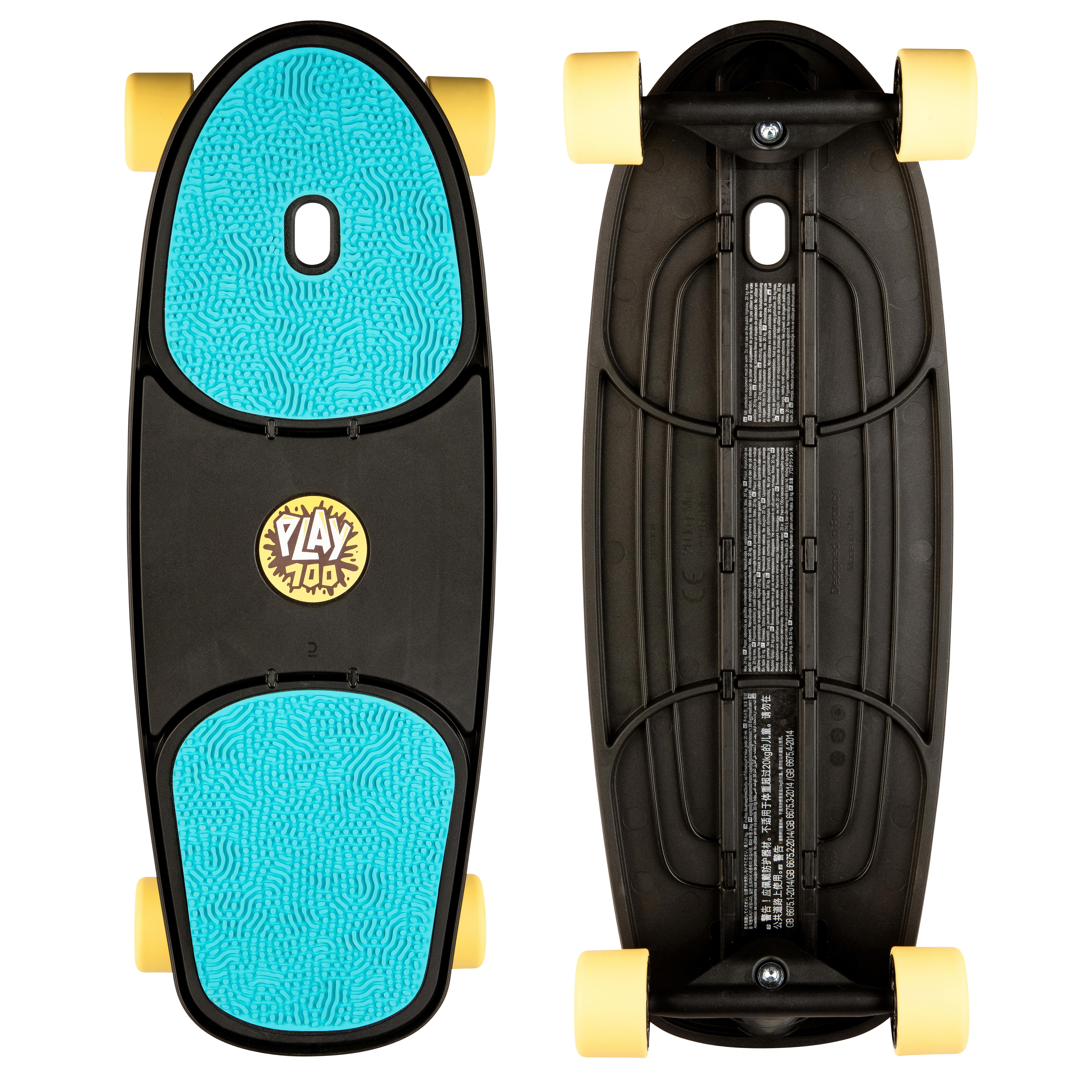 oxelo skateboard bambino 18 mesi play 100