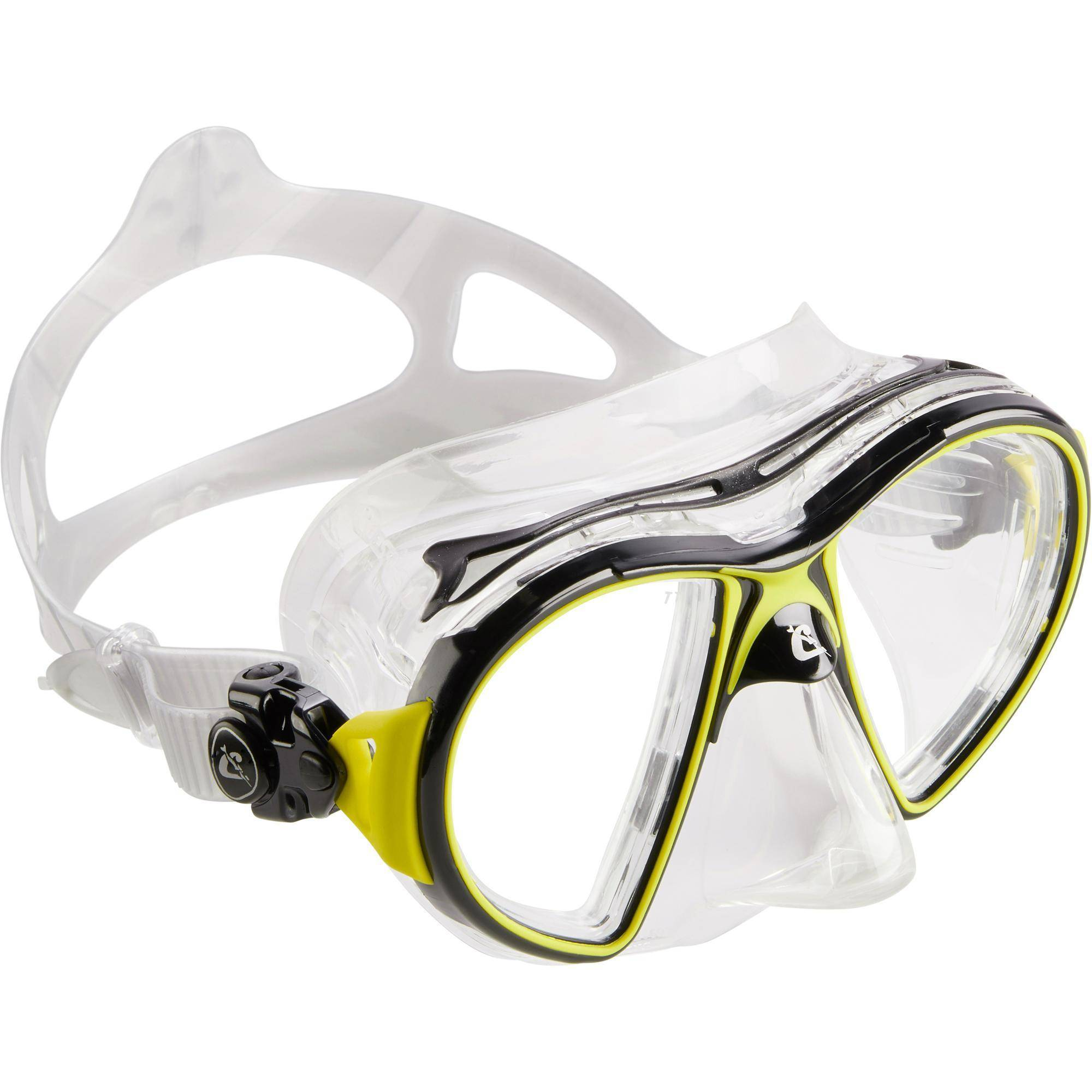 cressi maschere subacquea air crystal