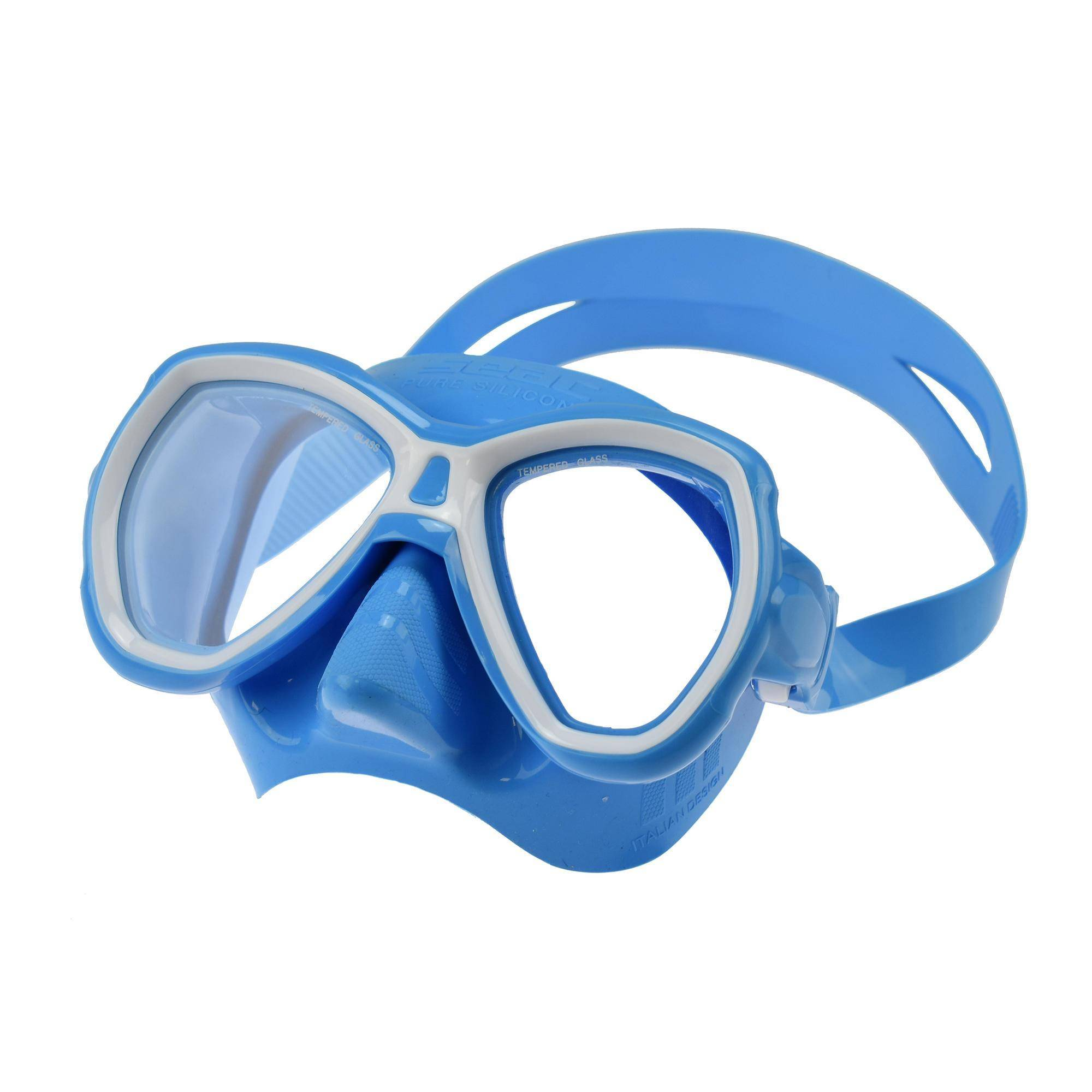 seac maschera subacquea e snorkeling elba