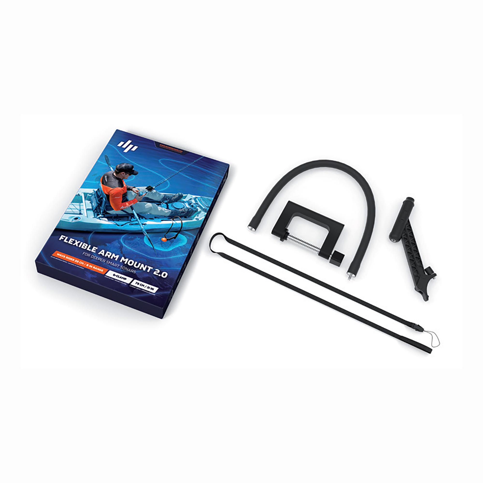 deeper braccio flessibile 2.0 pesca carpa