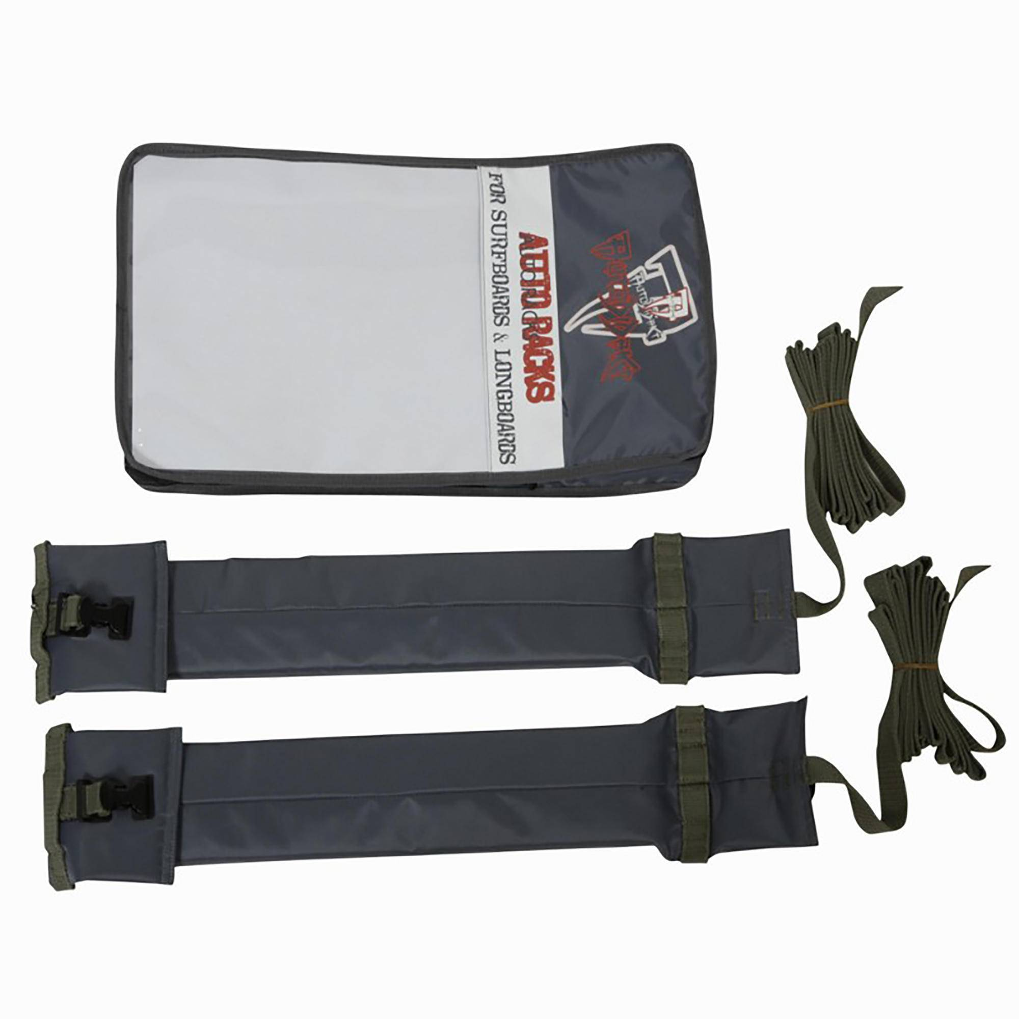 SURFSYSTEM Portapacchi flessibile per 1 tavola surf