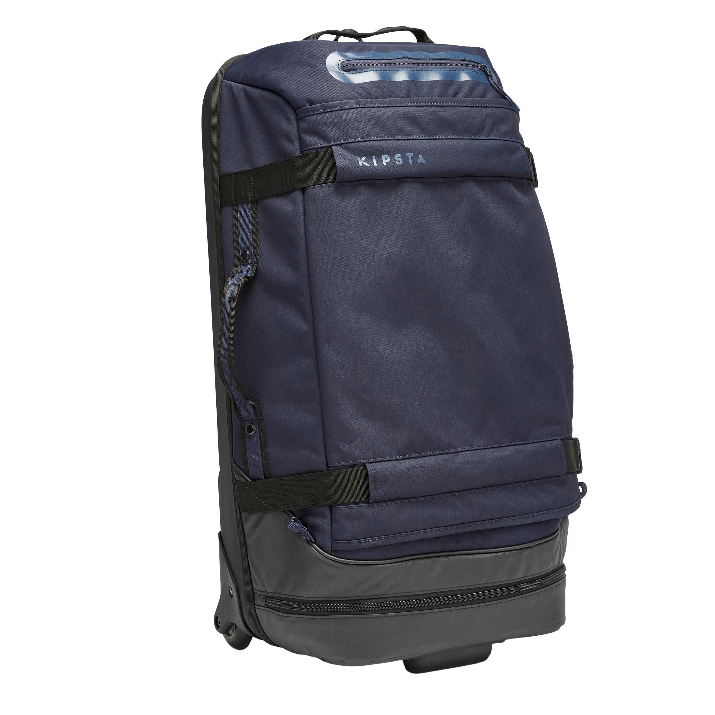 KIPSTA Trolley INTENSIF 65L blu