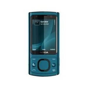 Nokia N6700 Slide, colore: Blu petrolio