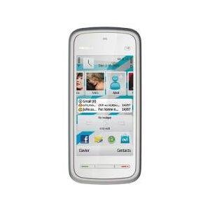 Nokia 5230  Navi, colore: Bianco/Blu