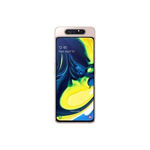 Samsung Galaxy a80-128gb 8gb / 4g, android, gold.