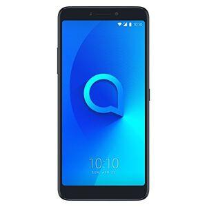 "Alcatel 3V Smartphone, 16 GB, Display da 6"" 18:9, Nero [Italia]"